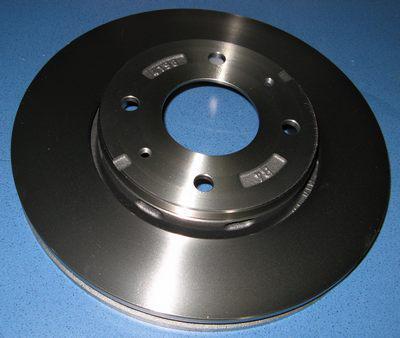 Тормозной диск передний Вольво s40, v40